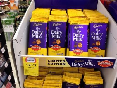 オーストラリアならでは!街で噂になっているベジマイト・チョコレートを試してみました