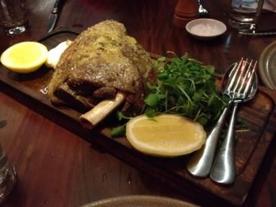 知ってるようでなかなか出来ない !? レストランで何を食べるべきか悩んだ時の賢明な選び方@ Wood Fire Grill