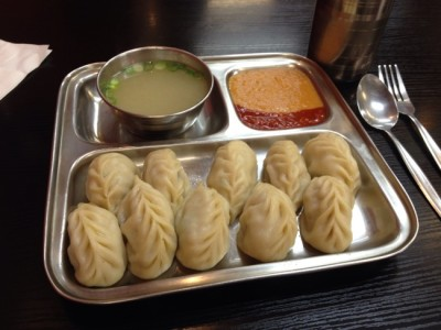 ネパールに餃子あり。ネパール餃子のモモはメルボルン中心街にあり。