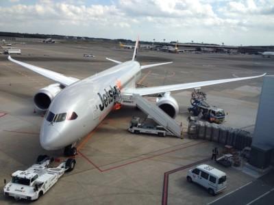 東京からメルボルンまでジェットスターで来る方は要注意!成田空港第3ターミナル・7つの注意点