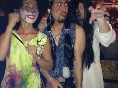 男性諸君!ハロウィン仮装で「貞子」にコスプレすると7つの楽しい体験ができますぞ!