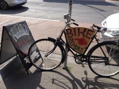 古き良き自転車をレストア販売している自転車屋さん、モッタイナイ・サイクルズに行って感じたノスタルジア