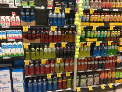 オージーは青い食べ物がお好き? オーストラリアのスーパーで青い食べ物を探してみた。