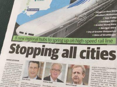 オーストラリアにもリニア新幹線が走る!? 2045年に向けた豪州の鉄道構想のニュースについてのココロ