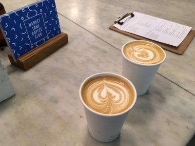 香りを楽しむ事。それは人類が死を賭して成し遂げた偉業 @ Market Lane Coffee