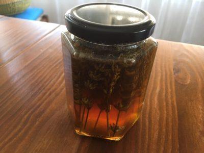 ラベンダー漬はちみつを作ってる時に思った事 ー 養蜂家はナウシカに登場する「森の人」である
